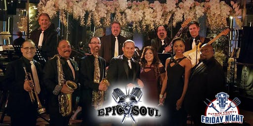 EPIC SOUL LIVE at Putnam County Golf Course