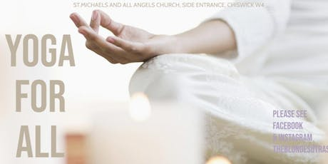 Kundalini Yoga Classes - Monday 18:15 - 19:30 Chiswick W4 tickets