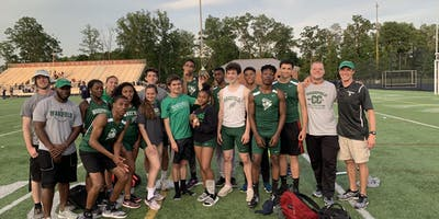 Arlington Warriors Teen Track Camp (Teens ages 11-16)