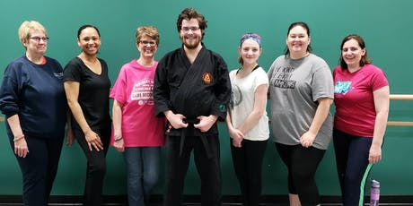 RDC: Basics of Self-Defense Seminar tickets