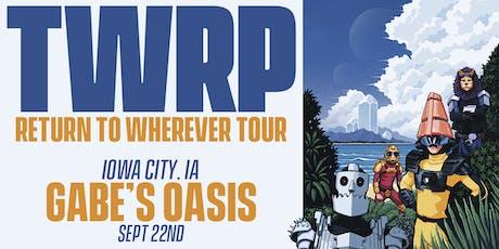 TWRP tickets