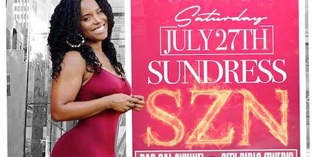 SUNDRESS SEASON (SZN) tickets