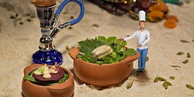 Dinner-Event Le Petit Chef – 3D-Dinner-Show mit 6-Gänge-Menü