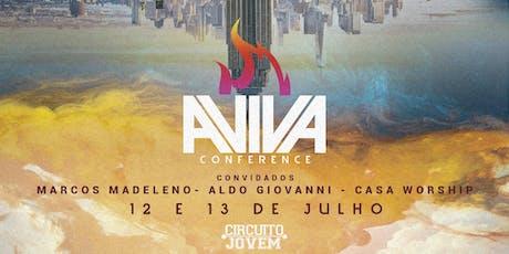Aviva Conference ingressos