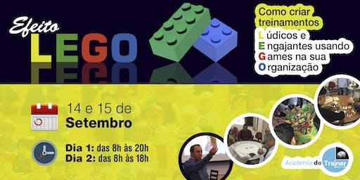 10ª Edição - Workshop Efeito L.E.G.O.