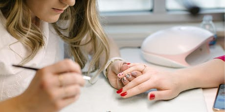 Advanced Nail Art Workshop tickets