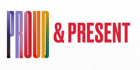 Pride & Present Yoga and Speaker Panel tickets