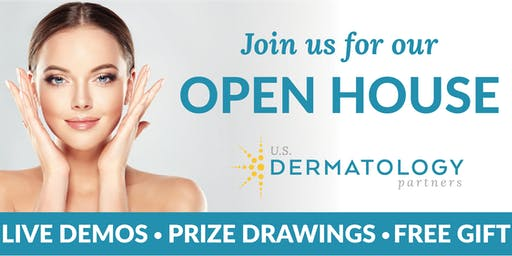 Cosmetic Open House at U.S. Dermatology Partners Sugar Land