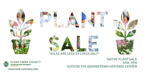 Native Plants Sale  tickets