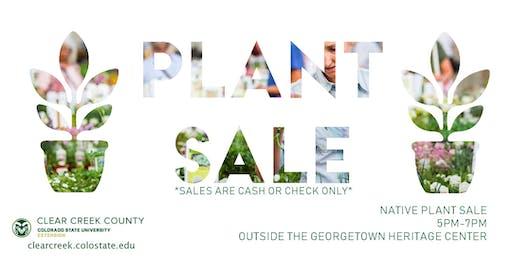 Native Plants Sale
