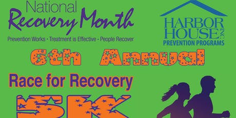 Race for Recovery 5K tickets