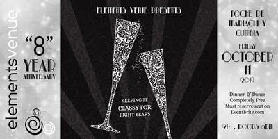 "Elements Venue ""8 Year Anniversary Celebration"""