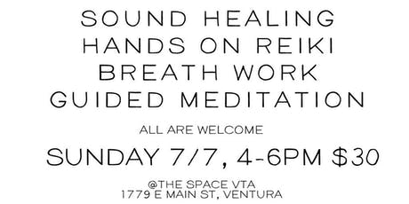 Sound Bath Harmonic Reflections Awakening Authenticity []TheSpaceVta[] tickets