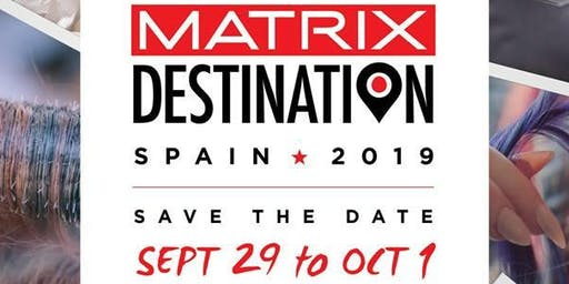 MATRIX CANADA EDUCATION - Matrix Destination Spain 2019