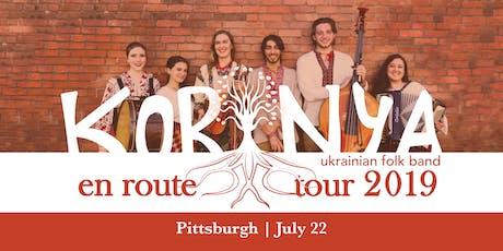 En Route Tour: Pittsburgh tickets
