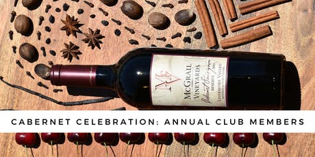 Cabernet Celebration 2019 Annual Member Release Party tickets