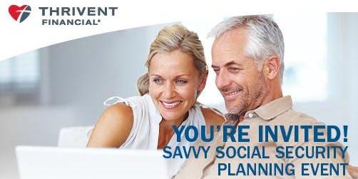 Savvy Social Security Workshop