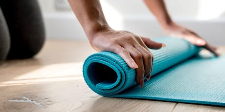 Yoga at First Street tickets