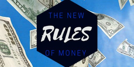The New Rules of Money tickets
