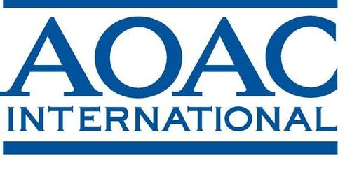 AOAC-Central Section Annual Meeting