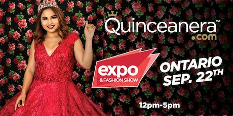 Quinceanera.com Expo & Fashion Show Ontario 2019 tickets