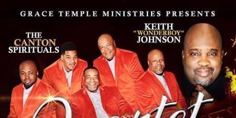 "The Canton Spiritual & Keith ""Wonderboy"" Johnson tickets"