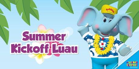 Summer Kickoff Luau at TLE tickets