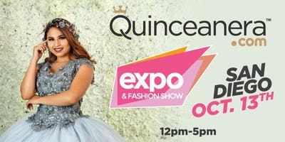 Quinceanera.com Expo & Fashion Show San Diego 2019