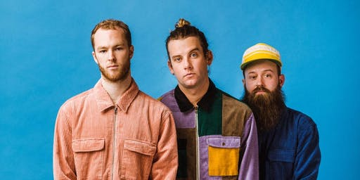 Judah & the Lion Pep Talks Worldwide Tour