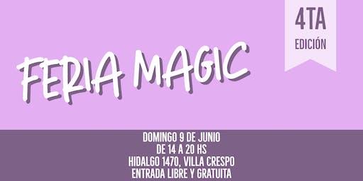 FERIA MAGIC 4TA EDICIÓN