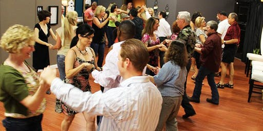 4 Week Ballroom Group Class