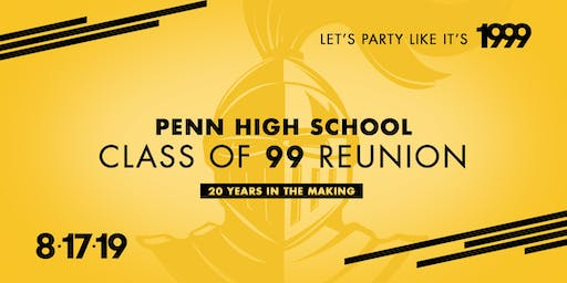 Class of 1999 Reunion - Penn High School