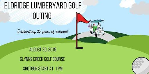 Eldridge Lumberyard Golf Outing: Celebrating 25 Years of Business!