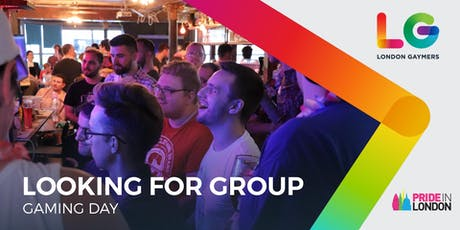 LFG - Show Your Pride (Part of the Pride in London Festival) tickets