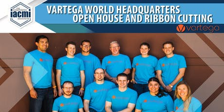 Vartega World Headquarters Open House and Ribbon Cutting tickets
