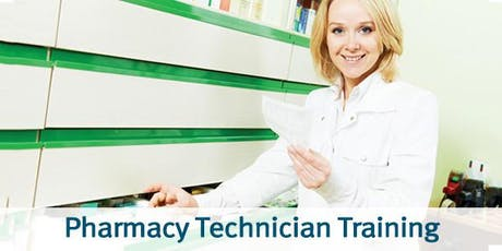 Pharmacy Technician Information Session - August 2019 tickets