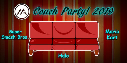Couch Party! 2019