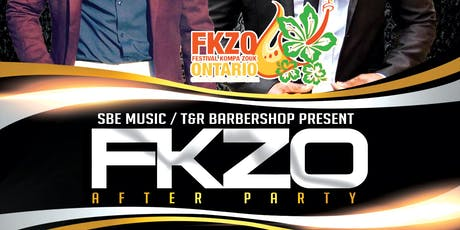 Festival Kompa Zouk Ontario AFTER PARTY tickets