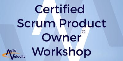 Certified Scrum Product Owner Workshop (CSPO) – Austin