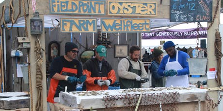 2019 Wellfleet OysterFest tickets
