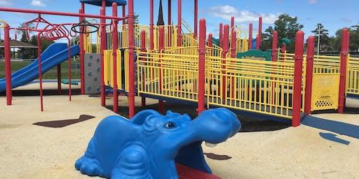 Coronation Park Day Camp/ Camp de Jour a la Parc Coronation (ages 9-12 ans)