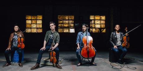 Schneider Concerts 2019-20 Chamber Music Season: Argus String Quartet tickets