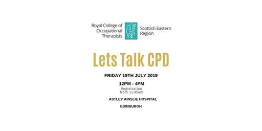 Let's Talk CPD