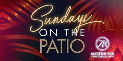 Sundays on the Patio ft. DJ Blue &  DJ Yass