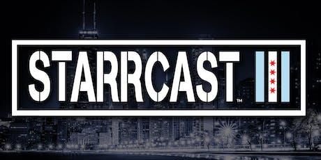 STARRCAST III tickets