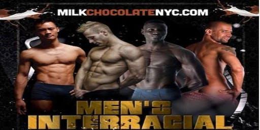 MilkChocolateNYC.com Men's Party - LUNCH MEAT -  #PrideXXXL  / World Pride