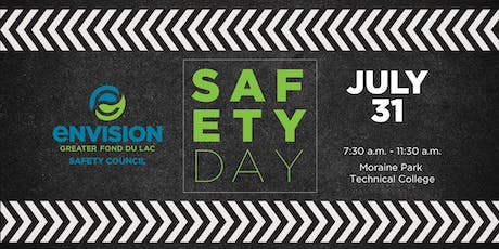 Safety Day tickets
