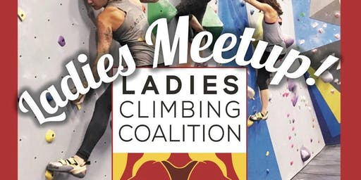 Ladies Meetup - Central Rock Gym Framingham