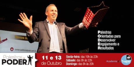 Palestras de PODER - 5ª edição ingressos