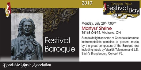 Festival Baroque tickets